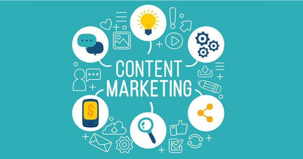 Tiếp thị nội dung - Content marketing